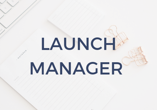 LAUNCH MANAGER SERVICES