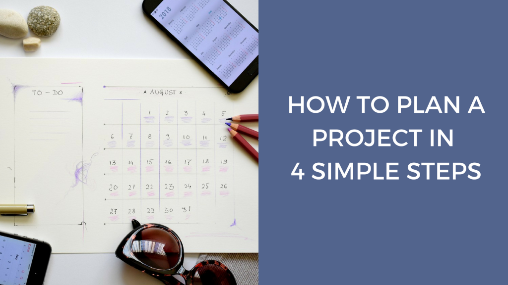 HOW TO PLAN A PROJECT