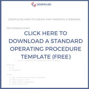 DOWNLOAD A STANDARD OPERATING PROCEDURE TEMPLATE (FREE) (1)